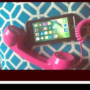 Bundle Deal: Aldo purse & iPhone pink holder